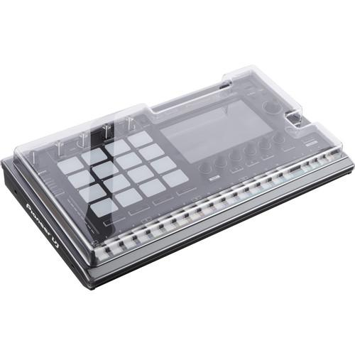 Decksaver Pioneer Tozaiz SP-16 Cover (Smoked/Clear) - Rock and Soul DJ Equipment and Records