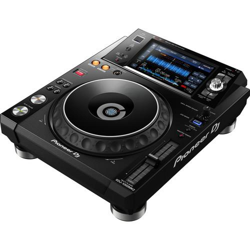 Pioneer DJ XDJ-1000MK2 - High-Performance Multi-Player DJ Deck with Touch Screen (Open Box)