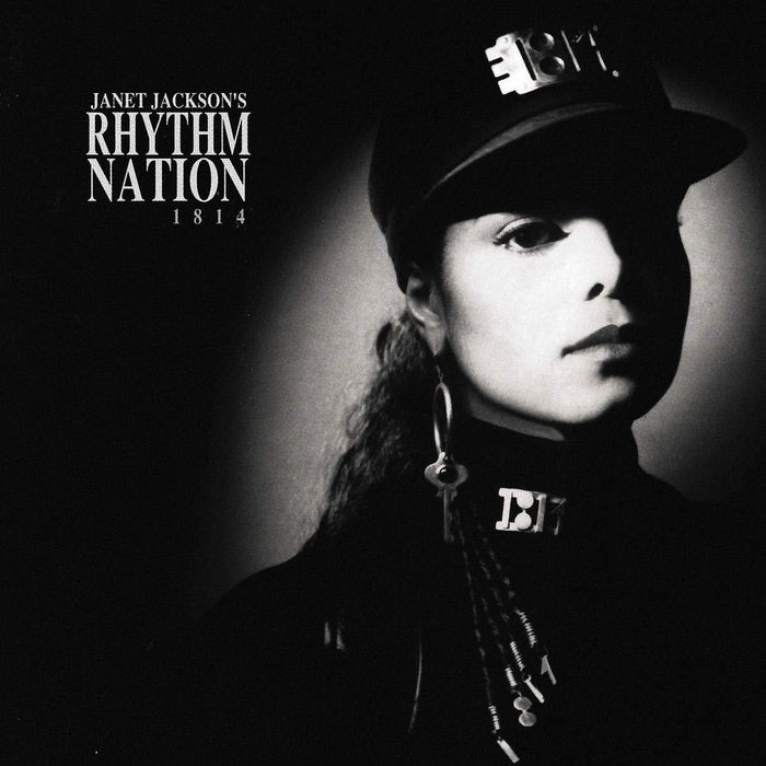 Janet Jackson - Janet Jackson's Rhythm Nation 1814 [2LP] - Rock and Soul DJ Equipment and Records