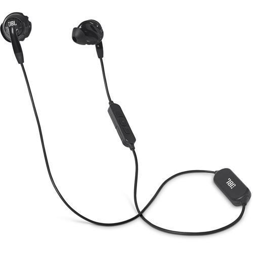 JBL Inspire 500 In-Ear Wireless Sport Headphones (Black) - Rock and Soul DJ Equipment and Records