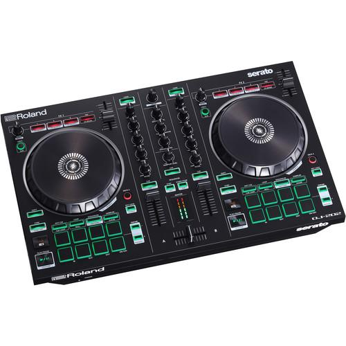 Roland DJ-202 Serato DJ controller - Rock and Soul DJ Equipment and Records