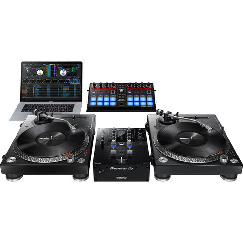 Pioneer DJM-S3 2-channel Scratch Mixer With Serato Dvs - Rock and Soul DJ Equipment and Records