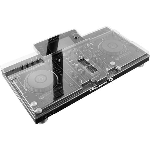 Decksaver Cover for Pioneer XDJ-RX2 Controller (Smoked/Clear) - Rock and Soul DJ Equipment and Records