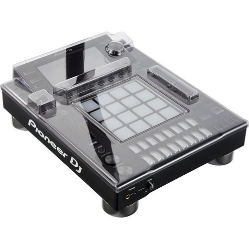 Decksaver Pioneer DJS-1000 Cover (Smoked/Clear) - Rock and Soul DJ Equipment and Records