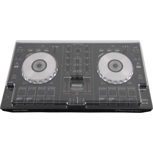 Decksaver Light Edition (LE) Cover for Pioneer DDJ-SB3 (Fits DDJ-SB, SB2, and RB) - Rock and Soul DJ Equipment and Records