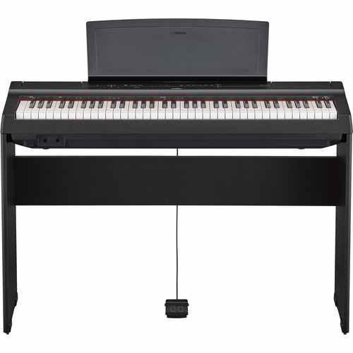 Yamaha-Key Digital Piano (Black) - Rock and Soul DJ Equipment and Records
