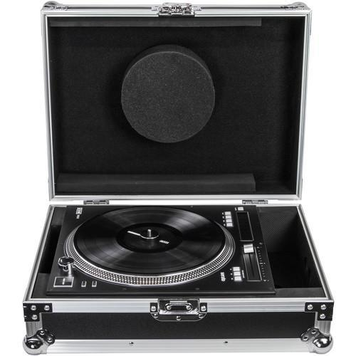 Odyssey Innovative Designs Flight Zone Rane Twelve Motorized Turntable DJ Battle Controller Case - Rock and Soul DJ Equipment and Records