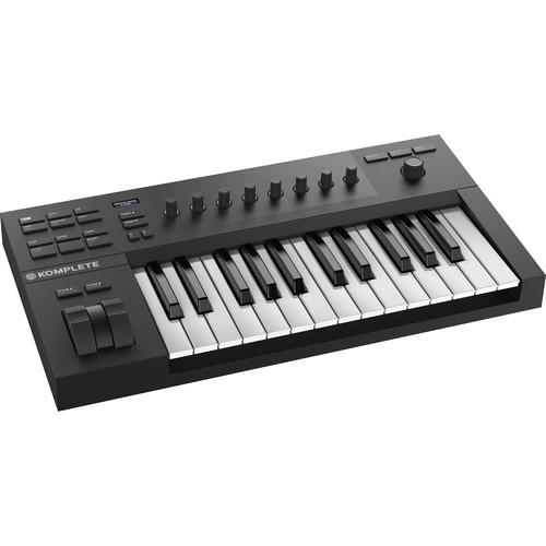 Native Instruments KOMPLETE KONTROL A25 - 25-Key Controller for KOMPLETE - Rock and Soul DJ Equipment and Records