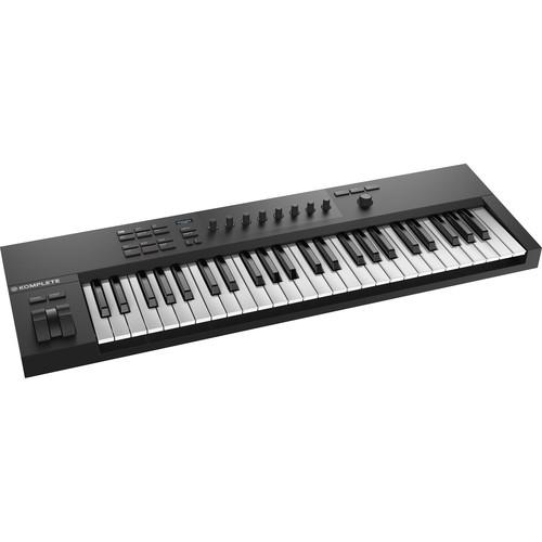 Native Instruments KOMPLETE KONTROL A49 - 49-Key Controller for KOMPLETE - Rock and Soul DJ Equipment and Records
