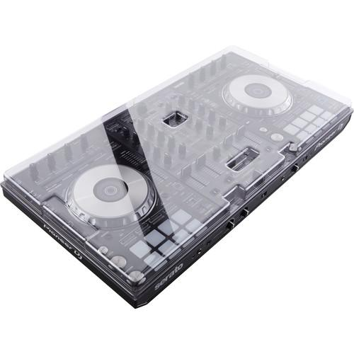 Decksaver Cover for Pioneer SX3 Controller (Smoked/Clear) - Rock and Soul DJ Equipment and Records