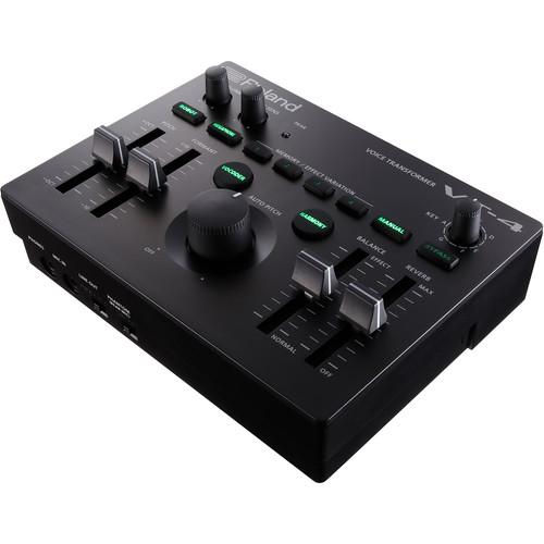 Roland AIRA VT-4 Voice Transformer - Rock and Soul DJ Equipment and Records