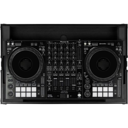 Odyssey Innovative Designs Black Label Case for Pioneer DDJ-1000 Rekordbox DJ Controller - Rock and Soul DJ Equipment and Records