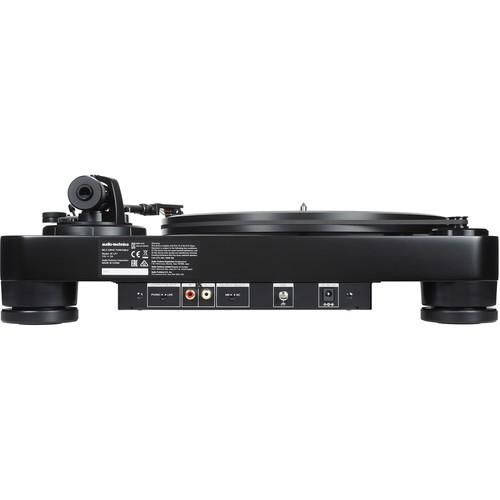 Audio-Technica Consumer AT-LP7 Stereo Turntable - Rock and Soul DJ Equipment and Records