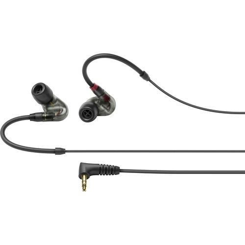 Sennheiser IE 400 PRO In-Ear Headphones (Smoky Black) (Open Box) - Rock and Soul DJ Equipment and Records