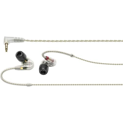 Sennheiser IE 500 PRO In-Ear Headphones (Clear) (Open Box) - Rock and Soul DJ Equipment and Records
