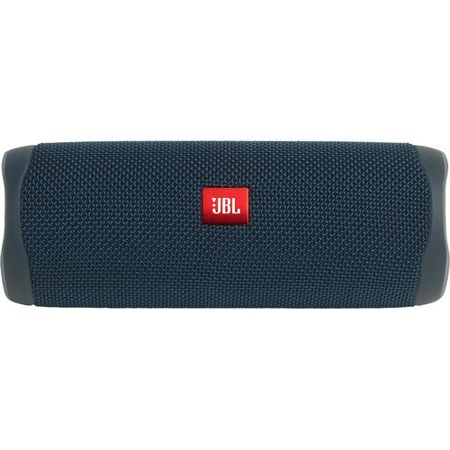 JBL Flip 5 Waterproof Bluetooth Speaker (Ocean Blue) - Rock and Soul DJ Equipment and Records