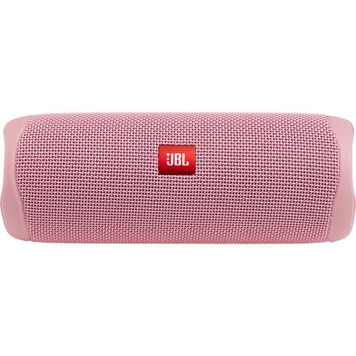 JBL Flip 5 Waterproof Bluetooth Speaker (Dusty Pink) - Rock and Soul DJ Equipment and Records