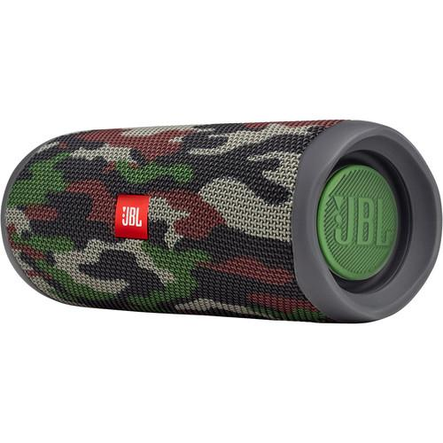 JBL Flip 5 Waterproof Bluetooth Speaker (Squad) - Rock and Soul DJ Equipment and Records