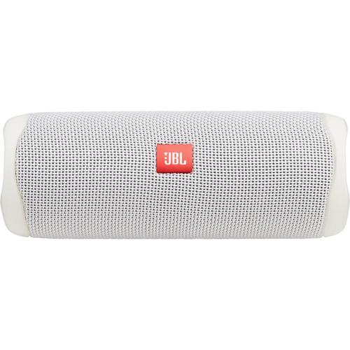JBL Flip 5 Waterproof Bluetooth Speaker (Steel White) - Rock and Soul DJ Equipment and Records