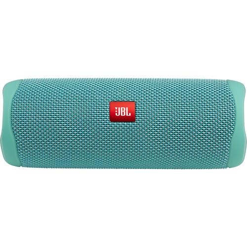 JBL Flip 5 Waterproof Bluetooth Speaker (River Teal) - Rock and Soul DJ Equipment and Records