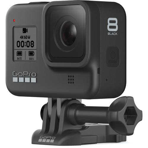 GoPro HERO8 Black - Rock and Soul DJ Equipment and Records