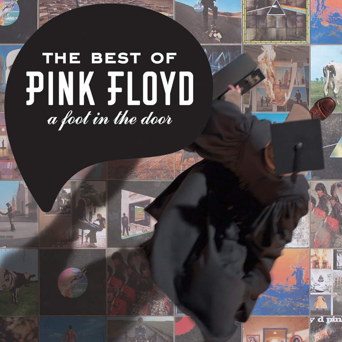 Pink Floyd - The Best Of Pink Floyd: A Foot In The Door [2LP] (gatefold, printed inner sleeves, first time on vinyl) - Rock and Soul DJ Equipment and Records