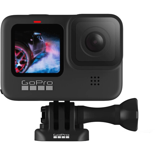 GoPro HERO9 Black - Rock and Soul DJ Equipment and Records