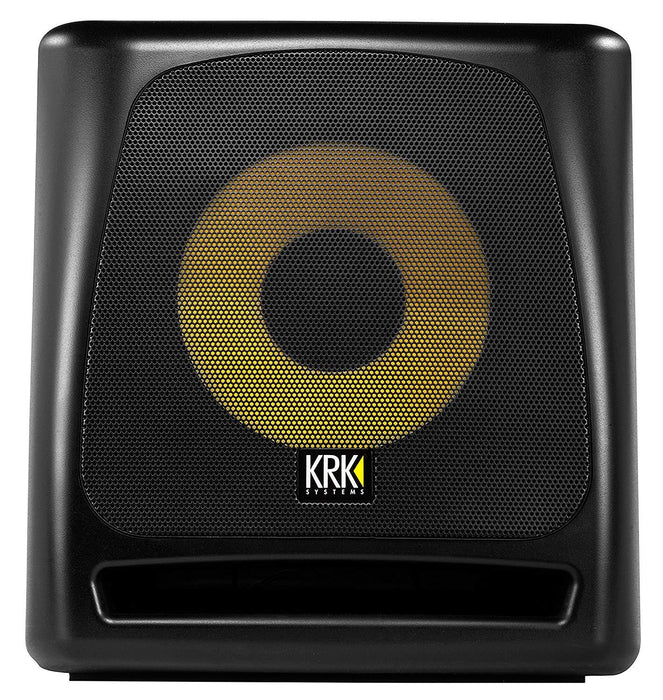 "KRK 10S2 V2 10"" 160 Watt Powered Studio Subwoofer - Rock and Soul DJ Equipment and Records"