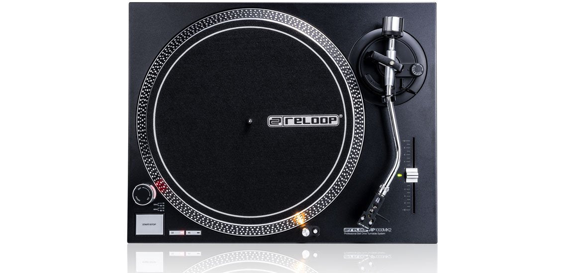 Reloop RP-1000 MK2 Turntable - Rock and Soul DJ Equipment and Records