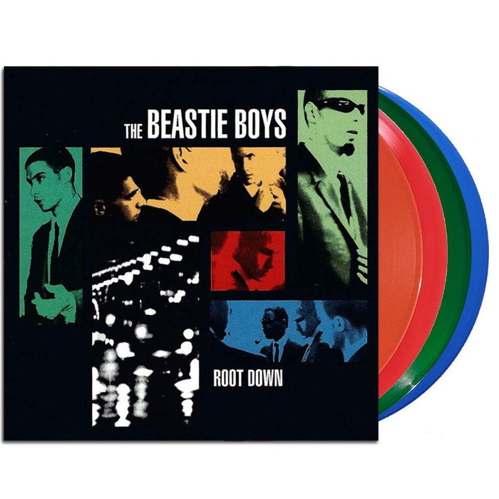 Beastie Boys - Root Down EP [LP] (Random Colored 180 Gram Vinyl, limited to 3000, indie-exclusive) - Rock and Soul DJ Equipment and Records