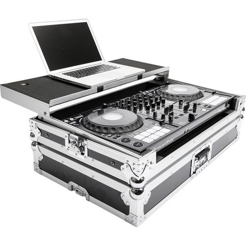 Magma Bags DJ-Controller Workstation Road Case for Pioneer DDJ-1000 - Rock and Soul DJ Equipment and Records