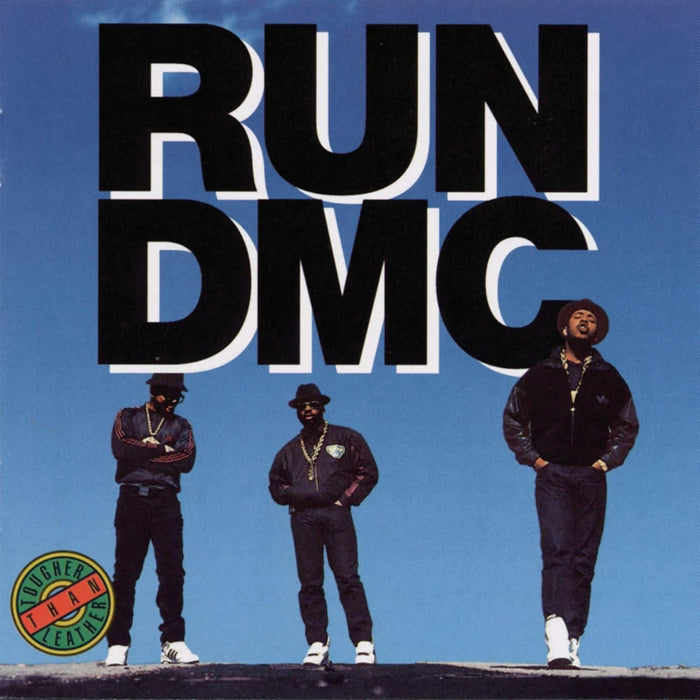 Run-DMC - Tougher Than Leather [LP] - Rock and Soul DJ Equipment and Records