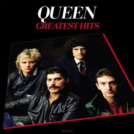 Queen - Greatest Hits [2LP] - Rock and Soul DJ Equipment and Records