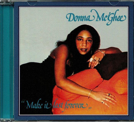 Donna McGhee - Make It Last Forever [LP]