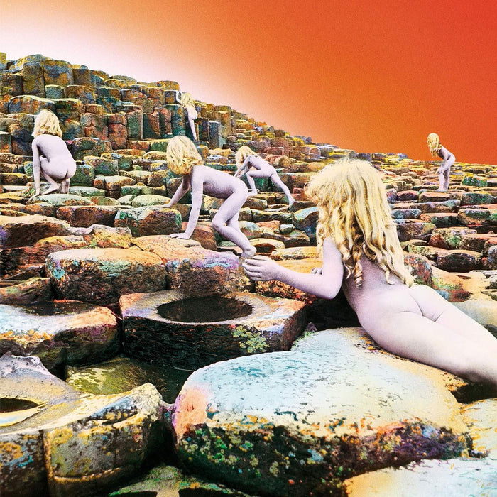 Led Zeppelin - Houses Of The Holy [LP] (Remastered Original Vinyl, 180 Gram, gatefold) - Rock and Soul DJ Equipment and Records