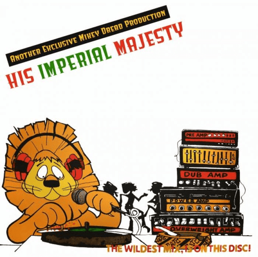 Various Artists / A Mikey Dread Production - His Imperial Majesty [EP] - Rock and Soul DJ Equipment and Records