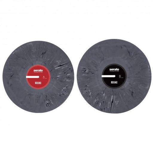 Serato X Rane: Control Vinyl (Pair) - Rock and Soul DJ Equipment and Records
