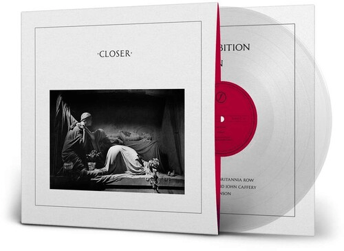 Joy Division - Closer (40th Anniversary Limited Crystal Clear Edition) [LP] - Rock and Soul DJ Equipment and Records