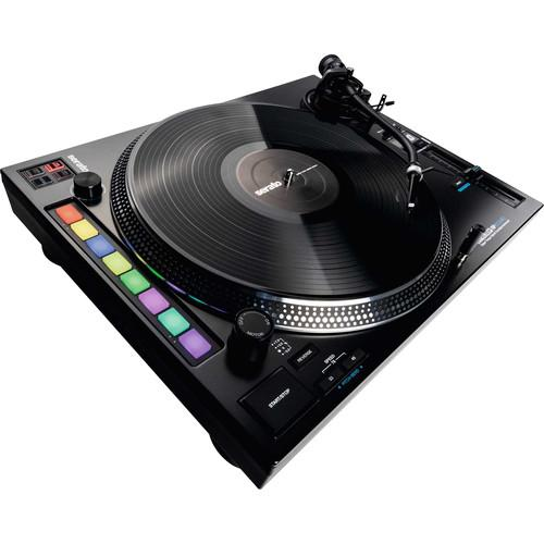 Reloop RP-8000 MK2 -  Hybrid Turntable Instrument for Serato DJ Pro - Rock and Soul DJ Equipment and Records