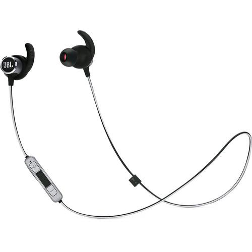 JBL Reflect Mini 2 In-Ear Wireless Sport Headphones (Black) - Rock and Soul DJ Equipment and Records