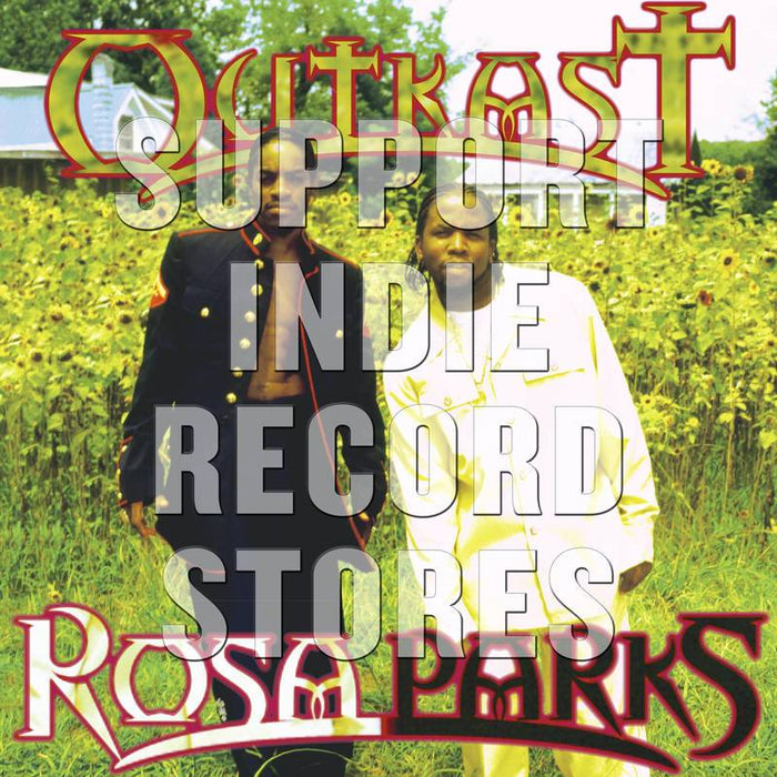 "Outkast-Rosa Parks (140g Vinyl/ Includes Download Insert)-12"" Vinyl - Rock and Soul DJ Equipment and Records"