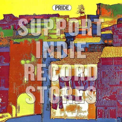 Pride -Pride-LP - Rock and Soul DJ Equipment and Records
