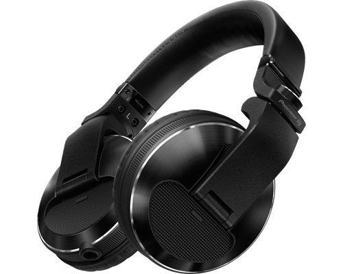 Pioneer HDJ-X10-K Professional DJ Headphones in Black - Rock and Soul DJ Equipment and Records