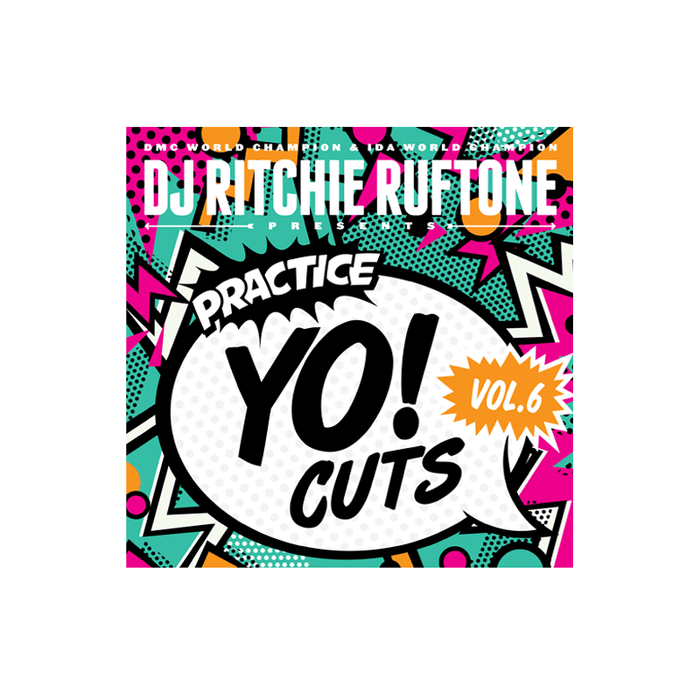 "Practice Yo! Cuts v6 - Magenta 7"" - Rock and Soul DJ Equipment and Records"