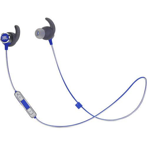 JBL Reflect Mini 2 In-Ear Wireless Sport Headphones (Blue) - Rock and Soul DJ Equipment and Records