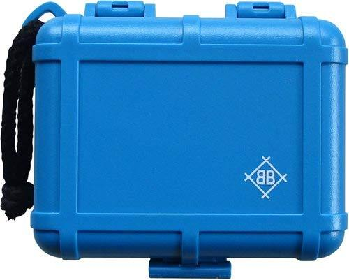 Black Box Cartridge Case - Blue - Rock and Soul DJ Equipment and Records