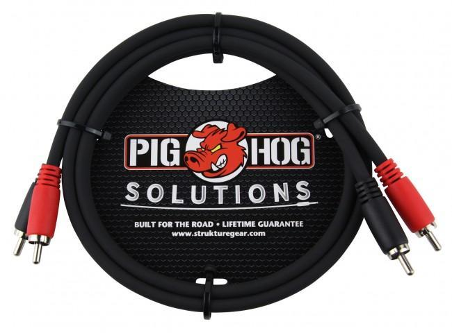 Pig Hog PD-RCA03 - Rock and Soul DJ Equipment and Records