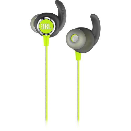 JBL Reflect Mini 2 In-Ear Wireless Sport Headphones (Green) - Rock and Soul DJ Equipment and Records
