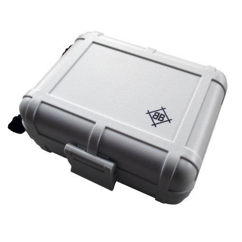 Black Box Cartridge Case - White - Rock and Soul DJ Equipment and Records
