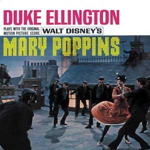 Ellington, Duke -Duke Ellington Plays With The Original Motion Picture Score Mary Poppins (Colored LP) (Black Friday Exclusive 2018)-LP